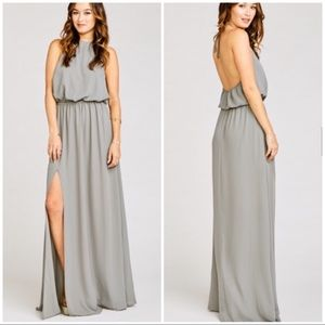 Show Me Your Mumu • Bridesmaid • Heather Halter